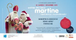 Goûter-Spectacle Martine - Saint Nicolas : Mission Père Noël