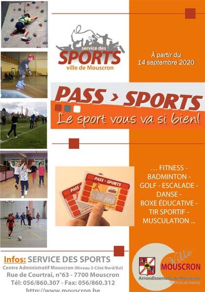 Pass'Sports fin 2020