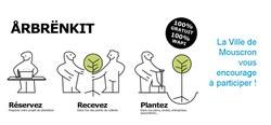 Arbrenkit - opération un arbre pour la wallonie
